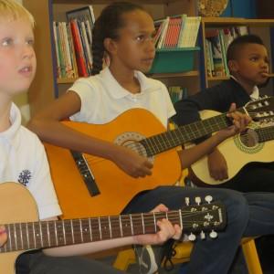 KS2 Guitar lessons    Perrymount School